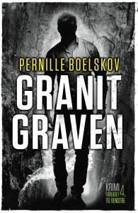 Granitgraven - omslag af Mikkel Henssel