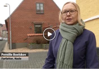 Hvordan Pernille Boelskov skriver en bornholmerkrimi